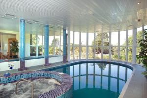 The swimming pool at or near Eden Spa Hotel