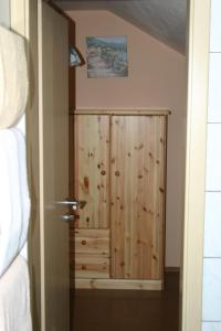 A bathroom at Gasthof Zum Stausee