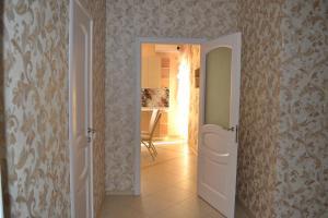 A bathroom at Апартаменты на Парусной