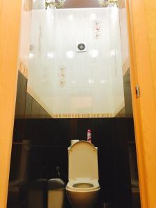 Ванная комната в Apartments Gorkogo 21