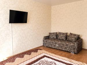 Гостиная зона в Apartment on Magistralnaya