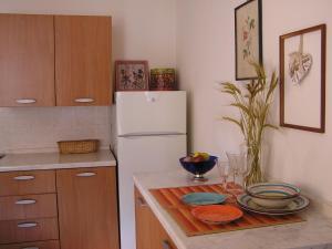 Cucina o angolo cottura di Appartamento nel Verde