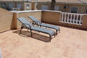 Un balcón o terraza de Balcon del Mediterraneo