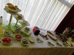 Doručak je dostupan u objektu Hotel Park