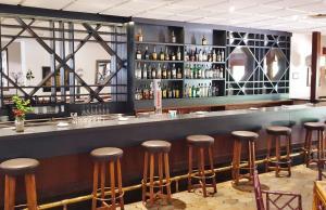 Salon ou bar de l'établissement Parador de Ceuta