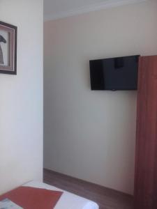 Телевизор и/или развлекательный центр в Guest House Veronika