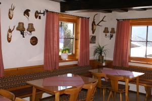 Restaurace v ubytování Klausnerhof