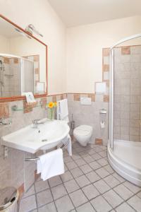 Bagno di Hotel Tivoli Prague