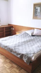 Postelja oz. postelje v sobi nastanitve Gostisce Sobocan