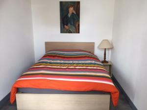 Un ou plusieurs lits dans un hébergement de l'établissement residence brainoise 2