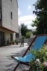 Piscine de l'établissement Hôtel Lecoq Gadby, The Originals Relais ou située à proximité