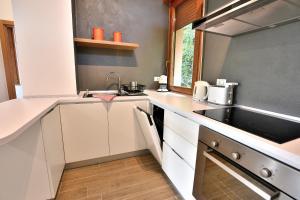 Cucina o angolo cottura di Residenza Candor