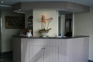 Lobby/Rezeption in der Unterkunft Hotel Atlas