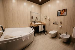 A bathroom at Imperial Club Deluxe