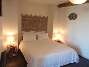 Un ou plusieurs lits dans un hébergement de l'établissement Harrieta