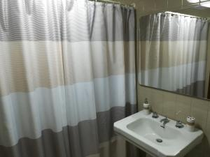 Un baño de Alojamiento Santa Engracia Laguardia