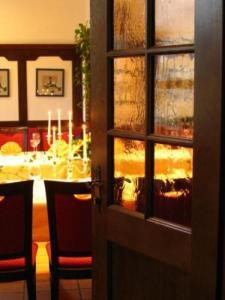 Ein Restaurant oder anderes Speiselokal in der Unterkunft Hotel Ickhorn