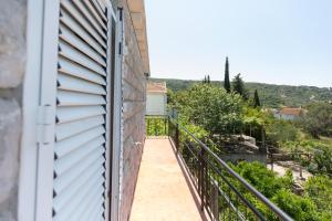 A balcony or terrace at Guesthouse Storelli