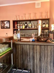 Лаундж или бар в Гостевой Дом Баунти