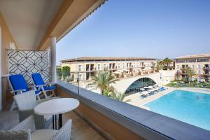A view of the pool at Grupotel Playa de Palma Suites & Spa or nearby