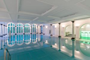 The swimming pool at or near Chalet Silvretta Hotel & Spa