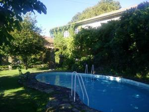 The swimming pool at or near Oliveira Frades Farm