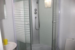 Ванная комната в Гостиница имени 9 мая