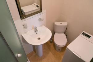 Ванная комната в Апартаменты на Чапаевской 232