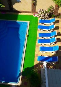 Вид на бассейн в Шоколад или окрестностях