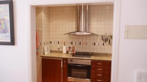 A kitchen or kitchenette at Vitivola La Solana 4-2