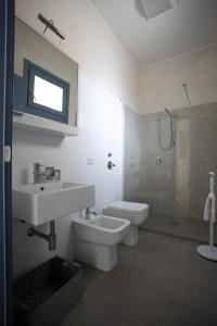 Bagno di Luxury Favignana Villa
