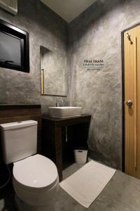 ห้องน้ำของ THAI THANI Loft & Life Lamphun
