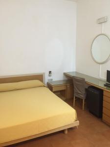 Letto o letti in una camera di Hotel Villa Marina