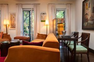 Area soggiorno di Buonanotte Garibaldi