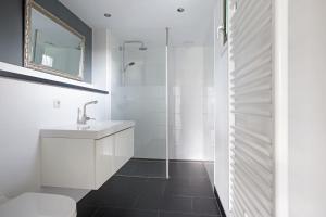 A bathroom at Bed & breakfast Giethoorn