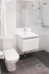 A bathroom at Cliveden 1004