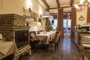 Ресторан / где поесть в Галунов Отель