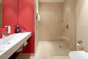 Ванная комната в Best Western Plus Hotel Ostertor