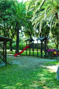 Area giochi per bambini di Montespina Park Hotel