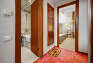 Ванная комната в Ассамблея Никитская