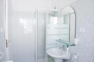 A bathroom at INTERNO 20