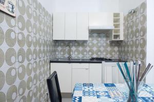 A kitchen or kitchenette at INTERNO 20