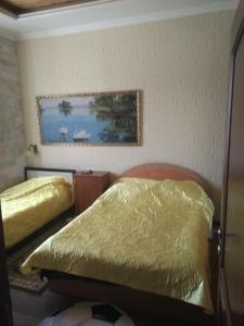 Гостиная зона в Mini Inn on Shchelkovskoye av. 4