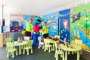 The kid's club at Hotel Best Jacaranda
