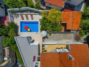 A bird's-eye view of Apartment Mediteraneo