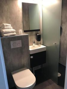 Et bad på Rørosvidda Hotell