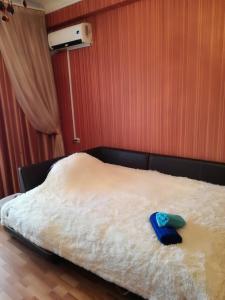 """Кровать или кровати в номере """"Victory Street"""""""