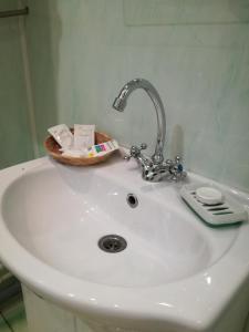 """Ванная комната в """"Victory Street"""""""