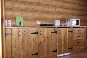 Кухня или мини-кухня в Гостевой дом Былина