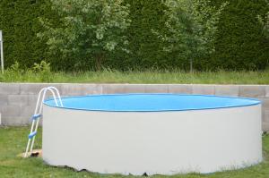 Bazén v ubytování Vila Jenišovice Český ráj nebo v jeho okolí